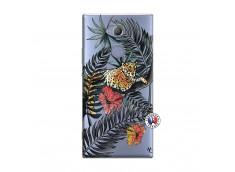 Coque Sony Xperia XA2 Leopard Tree