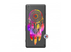 Coque Sony Xperia XA Dreamcatcher Rainbow Feathers