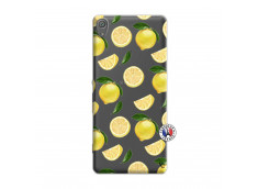 Coque Sony Xperia XA Lemon Incest