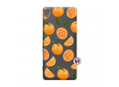 Coque Sony Xperia XA Orange Gina