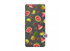Coque Sony Xperia XA Multifruits