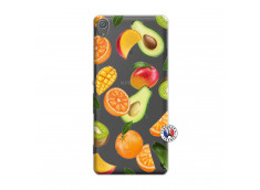 Coque Sony Xperia XA Salade de Fruits