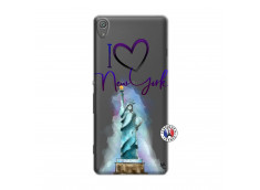 Coque Sony Xperia XA I Love New York