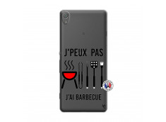 Coque Sony Xperia XA Je Peux Pas J Ai Barbecue