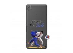 Coque Sony Xperia XA Je peux pas j'ai Judo