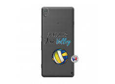 Coque Sony Xperia XA Je Peux Pas J Ai Volley