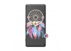 Coque Sony Xperia XA Multicolor Watercolor Floral Dreamcatcher