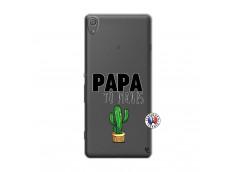 Coque Sony Xperia XA Papa Tu Piques