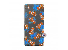 Coque Sony Xperia XA Poisson Clown
