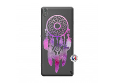 Coque Sony Xperia XA Purple Dreamcatcher
