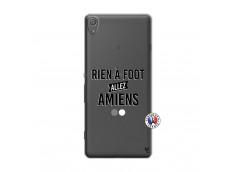 Coque Sony Xperia XA Rien A Foot Allez Amiens
