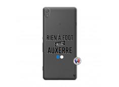 Coque Sony Xperia XA Rien A Foot Allez Auxerre