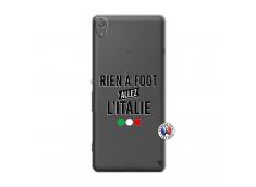 Coque Sony Xperia XA Rien A Foot Allez L'Italie