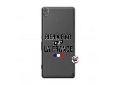 Coque Sony Xperia XA Rien A Foot Allez La France