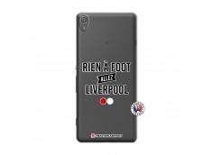 Coque Sony Xperia XA Rien A Foot Allez Liverpool