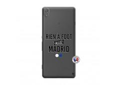 Coque Sony Xperia XA Rien A Foot Allez Madrid