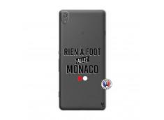 Coque Sony Xperia XA Rien A Foot Allez Monaco