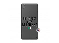 Coque Sony Xperia XA Rien A Foot Allez St Etienne