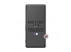 Coque Sony Xperia XA Rien A Foot Allez Toulouse