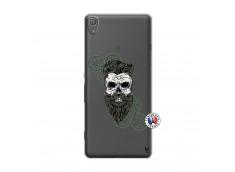 Coque Sony Xperia XA Skull Hipster