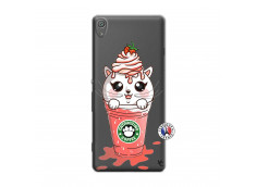 Coque Sony Xperia XA Catpucino Ice Cream