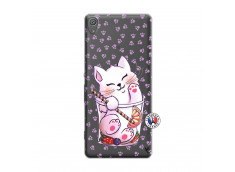 Coque Sony Xperia XA Smoothie Cat