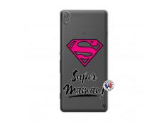 Coque Sony Xperia XA Super Maman