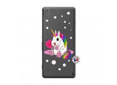Coque Sony Xperia XA Sweet Baby Licorne