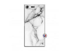 Coque Sony Xperia XZ Premium White Marble Translu