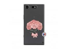 Coque Sony Xperia XZ1 Bouquet de Roses