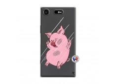Coque Sony Xperia XZ1 Pig Impact