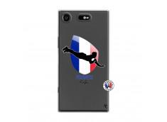 Coque Sony Xperia XZ1 Coupe du Monde de Rugby-France