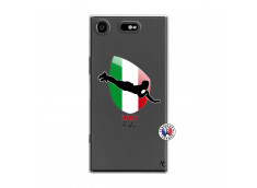 Coque Sony Xperia XZ1 Coupe du Monde Rugby-Italy
