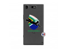 Coque Sony Xperia XZ1 Coupe du Monde Rugby-South Africa