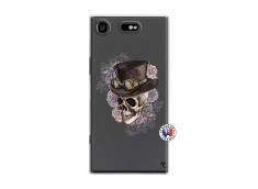 Coque Sony Xperia XZ1 Dandy Skull