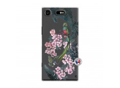 Coque Sony Xperia XZ1 Flower Birds