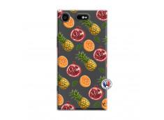 Coque Sony Xperia XZ1 Fruits de la Passion