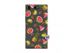 Coque Sony Xperia XZ1 Multifruits