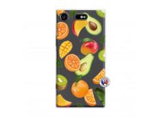Coque Sony Xperia XZ1 Salade de Fruits