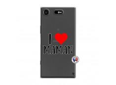 Coque Sony Xperia XZ1 I Love Maman
