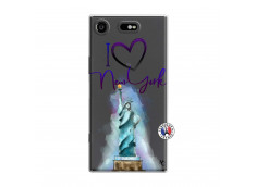 Coque Sony Xperia XZ1 I Love New York