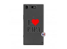 Coque Sony Xperia XZ1 I Love Papa