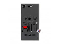 Coque Sony Xperia XZ1 Je Peux Pas J Ai Barbecue