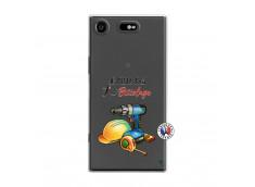 Coque Sony Xperia XZ1 Je Peux Pas J Ai Bricolage