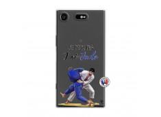 Coque Sony Xperia XZ1 Je peux pas j'ai Judo