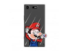 Coque Sony Xperia XZ1 Mario Impact
