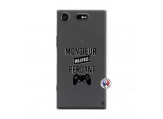 Coque Sony Xperia XZ1 Monsieur Mauvais Perdant