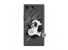 Coque Sony Xperia XZ1 Panda Impact