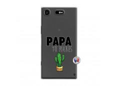 Coque Sony Xperia XZ1 Papa Tu Piques