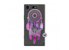 Coque Sony Xperia XZ1 Purple Dreamcatcher